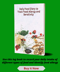 Diary for Food Allergy