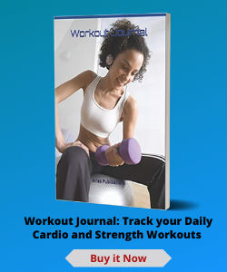 Workout Journal for Women